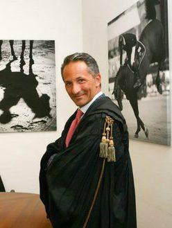 EUAEL Italian Alliance Partner Vincenzo Giardino Won a Doping File from the FEI
